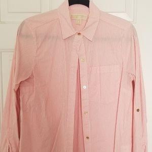 Michael Kohrs button down blouse